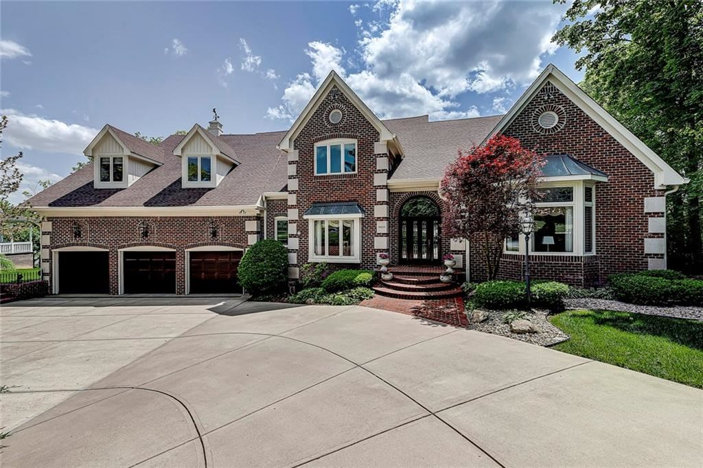 8629 Key Harbour Drive, Indianapolis, IN 46236 - #: 21644383
