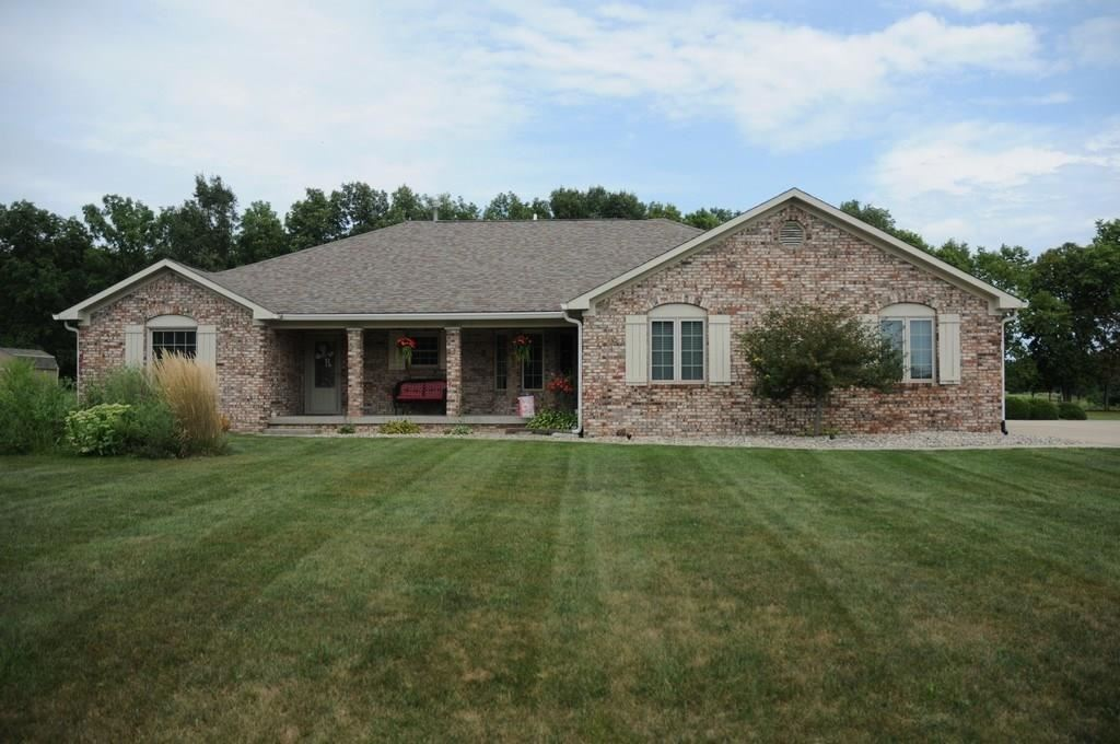 7632 South Hyland Meadows Drive, Knightstown, IN 46148 - #: 21663384