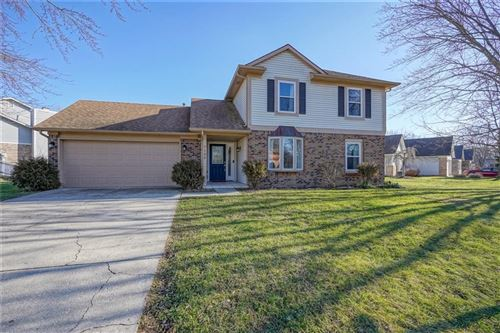 Photo of 7135 Seven Oaks E Drive, Indianapolis, IN 46236 (MLS # 21689385)