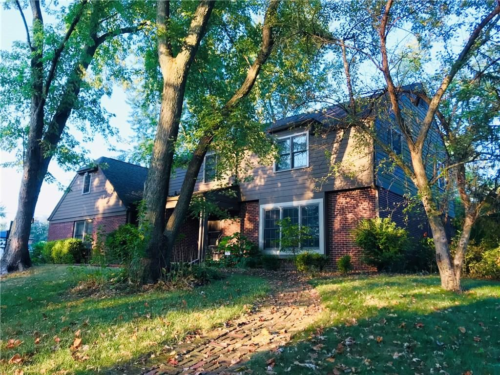 7512 CAMELBACK Drive, Indianapolis, IN 46250 - #: 21666385