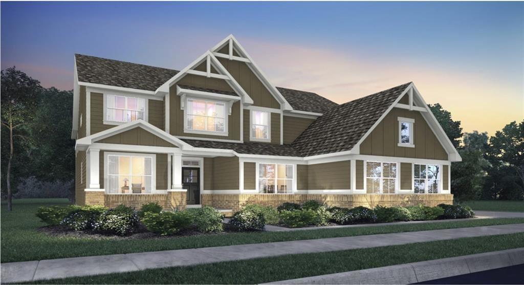 Photo of 8165 Oakley Terrace, Zionsville, IN 46077 (MLS # 21744385)