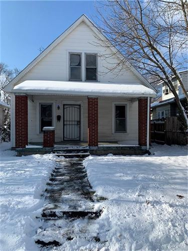 Photo of 940 North Ewing Street, Indianapolis, IN 46201 (MLS # 21686386)