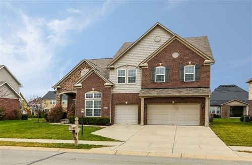 Photo of 9822 Stable Stone Terrace, Fishers, IN 46040 (MLS # 21684387)