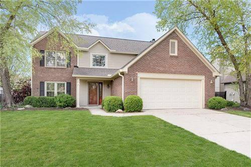 Photo of 7670 Willow Ridge, Fishers, IN 46038 (MLS # 21785387)