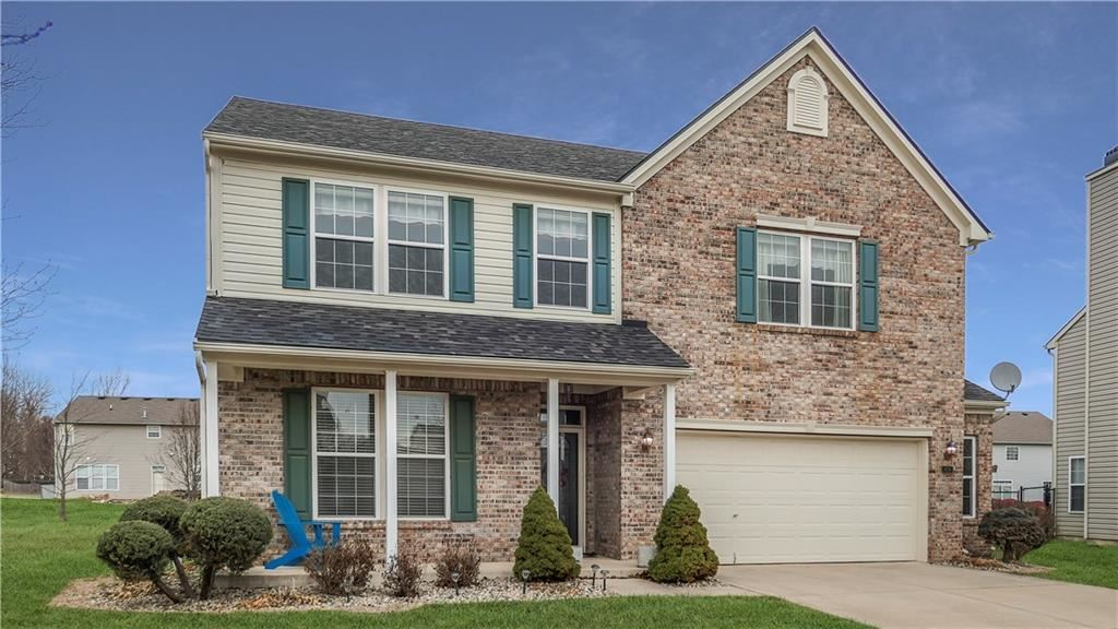 8536 Aberdeenshire Court, Indianapolis, IN 46259 - #: 21681387