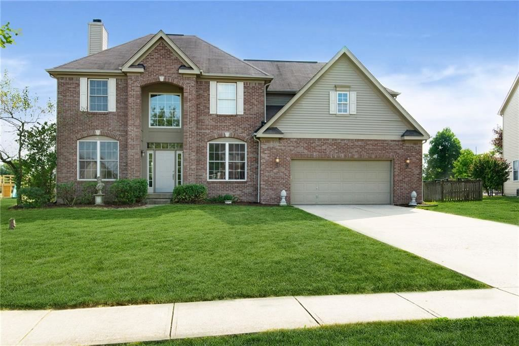 8805 Weather Stone Crossing, Zionsville, IN 46074 - #: 21737387
