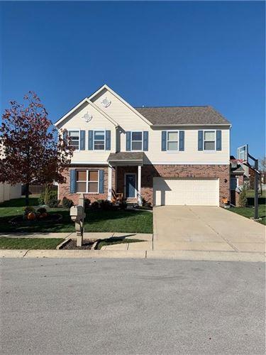 Photo of 5976 Crosscut Lane, Noblesville, IN 46062 (MLS # 21752388)