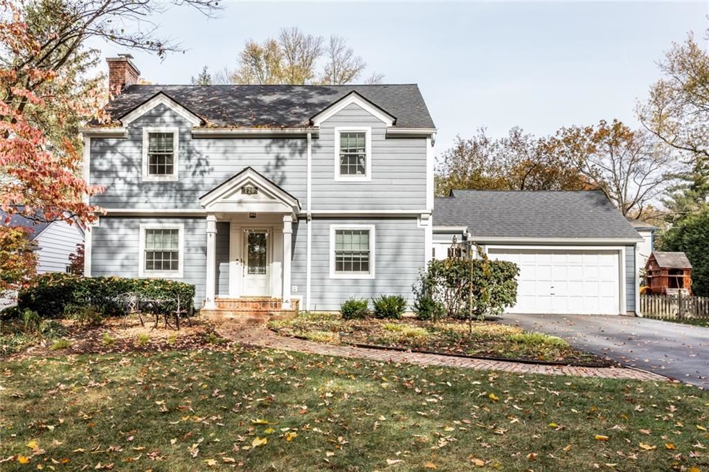 720 Sherwood Drive, Indianapolis, IN 46240 - #: 21694388