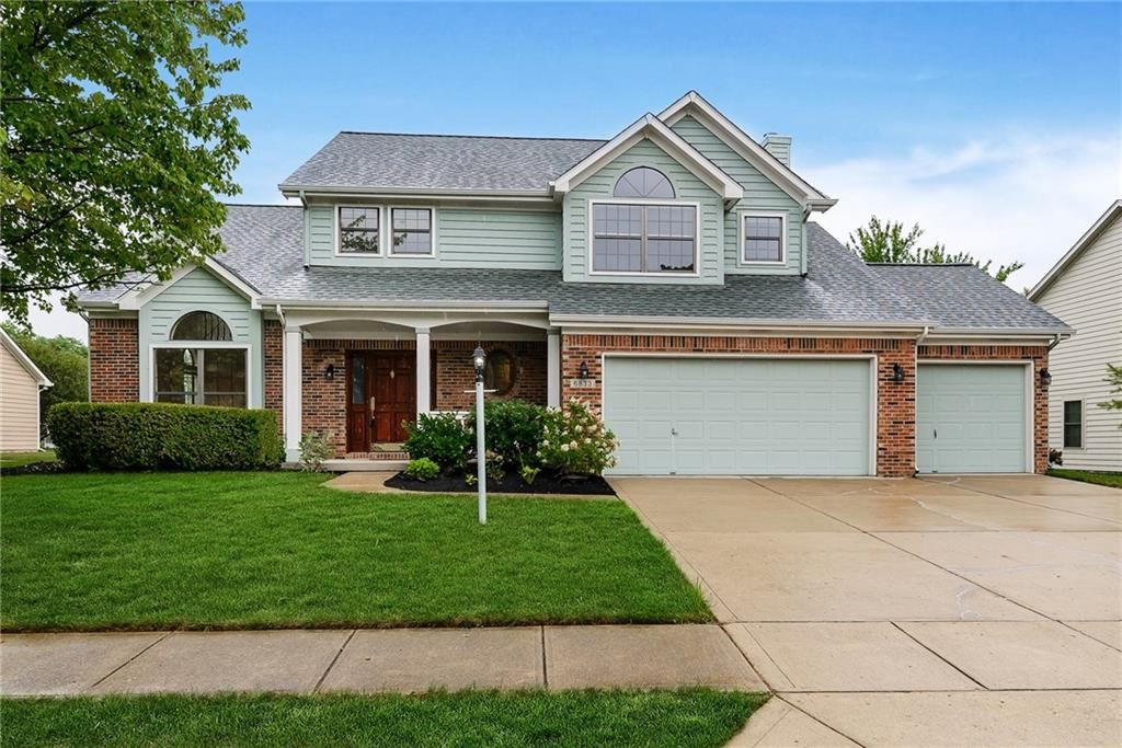 6833 Silver Tree Drive, Indianapolis, IN 46236 - #: 21726388