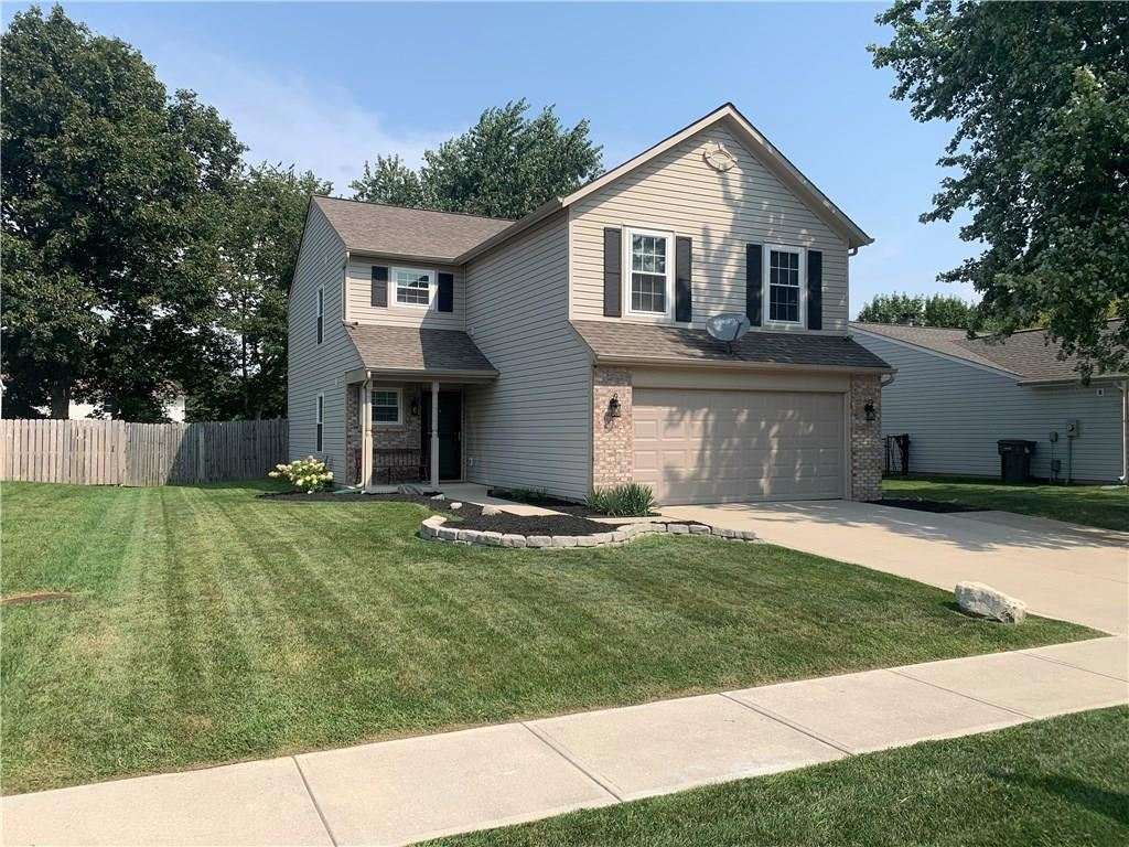 6418 BROOKS BEND Boulevard, Indianapolis, IN 46237 - #: 21737388