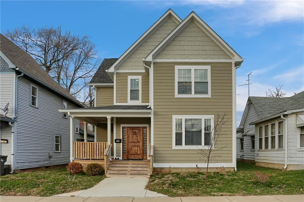 1814 East 11th Street, Indianapolis, IN 46201 - #: 21757388