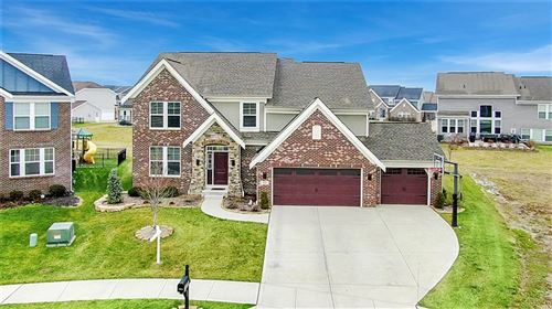 Photo of 3521 Cromwell Place, Westfield, IN 46074 (MLS # 21687389)
