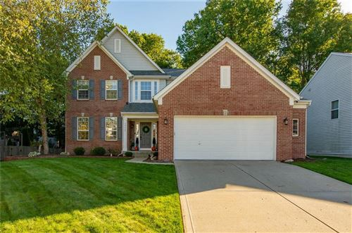 Photo of 14427 CHAPELWOOD Lane, Fishers, IN 46037 (MLS # 21820389)