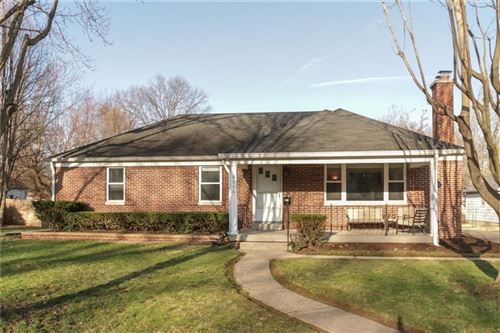 Photo of 6006 North Dearborn Street, Indianapolis, IN 46220 (MLS # 21702390)