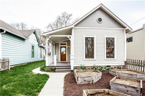 Photo of 1220 East 9TH Street, Indianapolis, IN 46202 (MLS # 21703390)