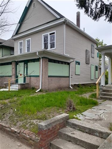Photo of 3614 North Illinois Street, Indianapolis, IN 46208 (MLS # 21779390)