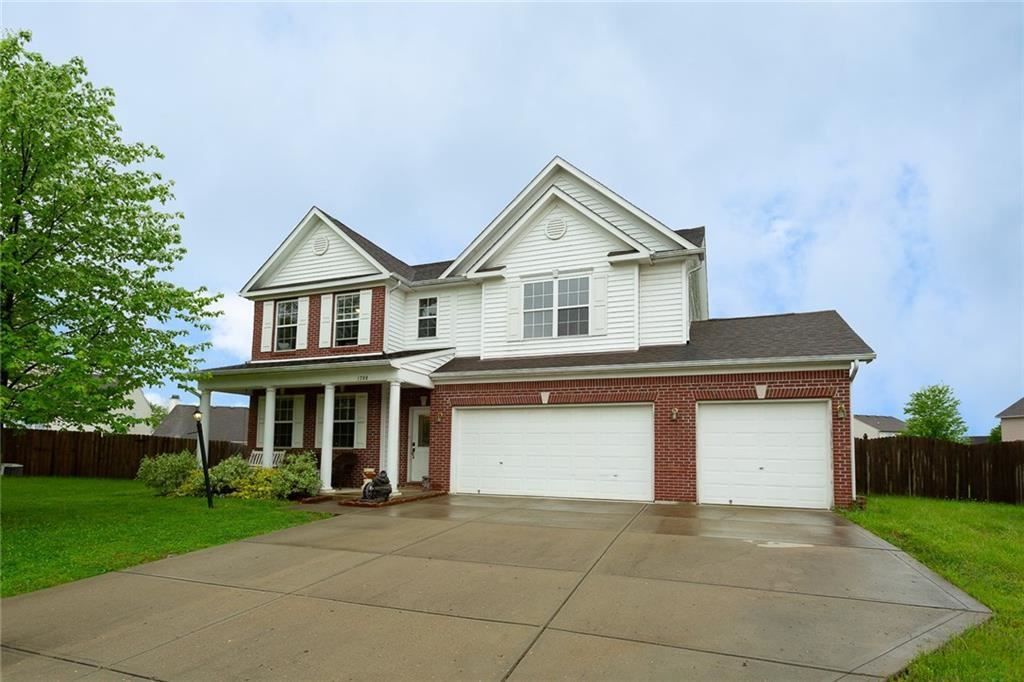 1799 Buckeye Court, Greenwood, IN 46143 - #: 21711390