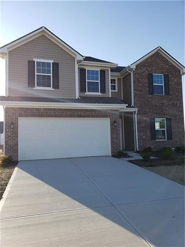 Photo of 482 Tracewood Bend, Greenfield, IN 46140 (MLS # 21721391)