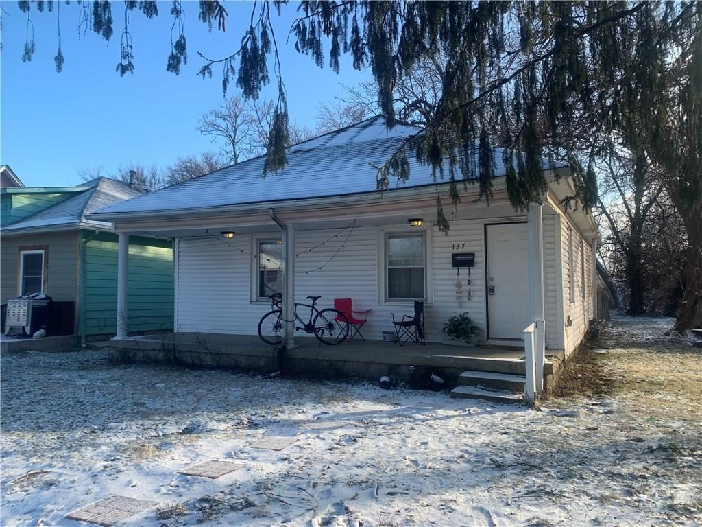 137 South Catherwood Avenue, Indianapolis, IN 46219 - #: 21710391