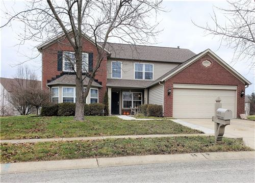 Photo of 11573 Scheel Lane, Carmel, IN 46032 (MLS # 21685392)