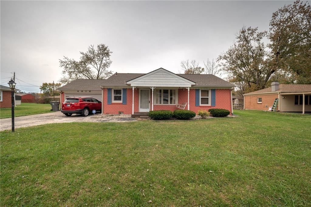 4916 Ingleside Lane, Indianapolis, IN 46227 - #: 21680393