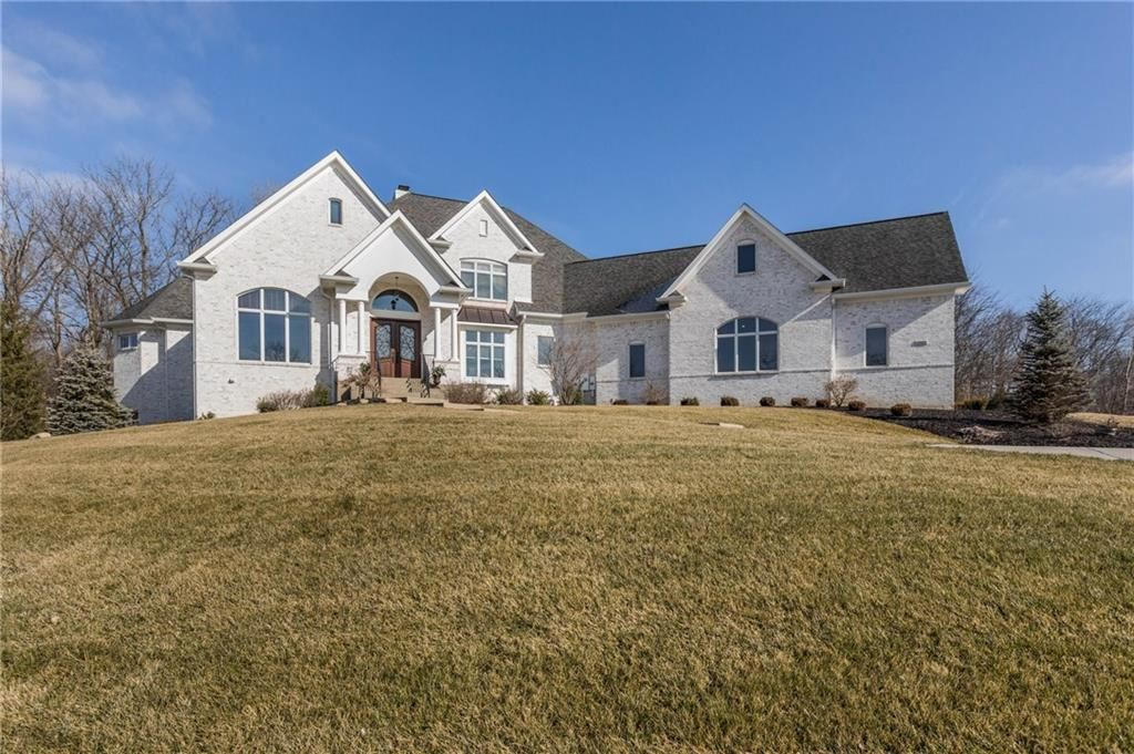 11621 Willow Springs Drive, Zionsville, IN 46077 - #: 21695393