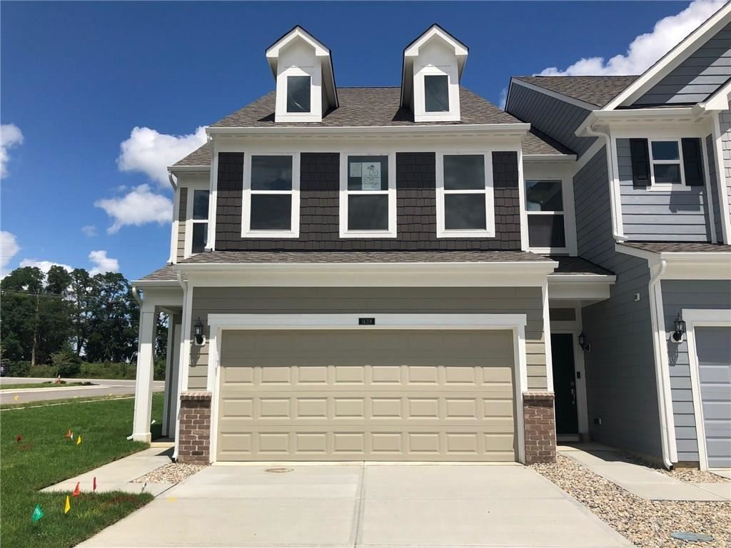 14318 Ludwell Court, Fishers, IN 46037 - #: 21712393
