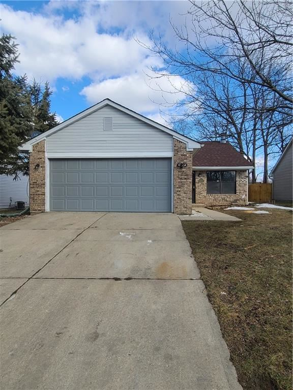 3651 Bearwood Drive, Indianapolis, IN 46235 - #: 21768393