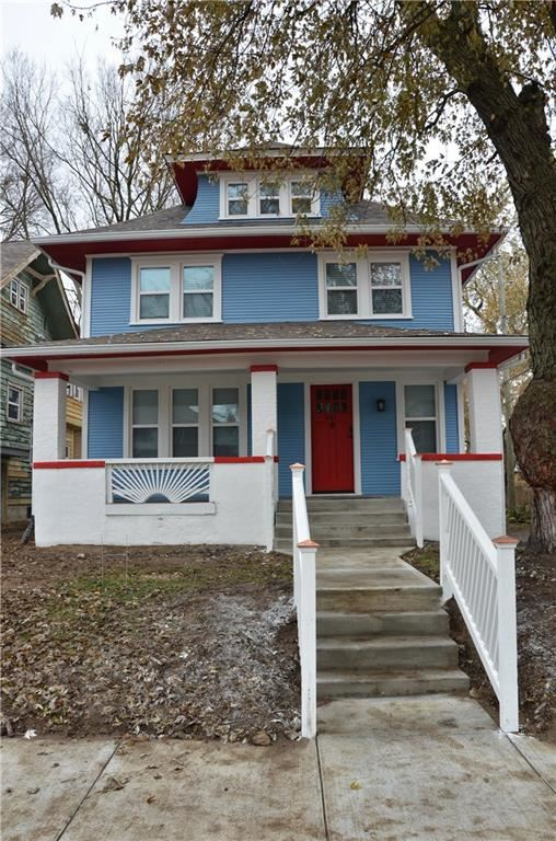 643 East 32nd Street, Indianapolis, IN 46205 - #: 21681394