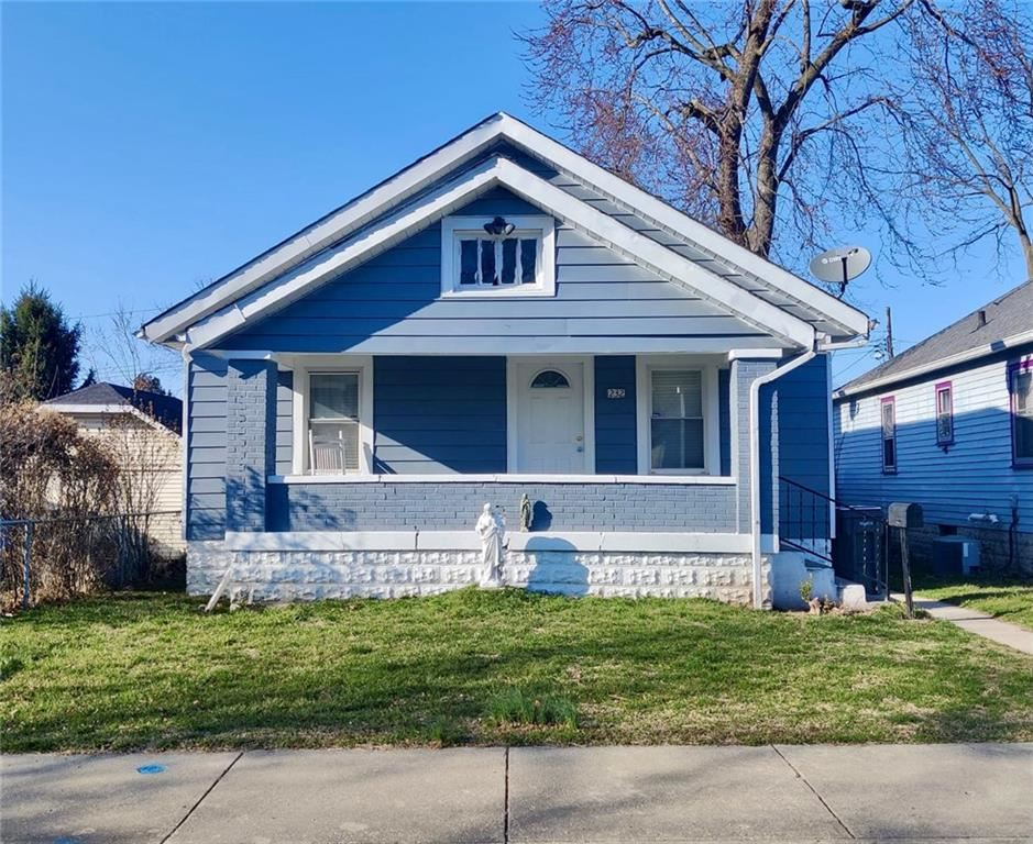 Photo of 1232 East Perry Street, Indianapolis, IN 46227 (MLS # 21768394)