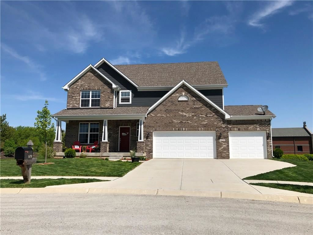 16701 Birdbrook Road, Noblesville, IN 46062 - #: 21638395