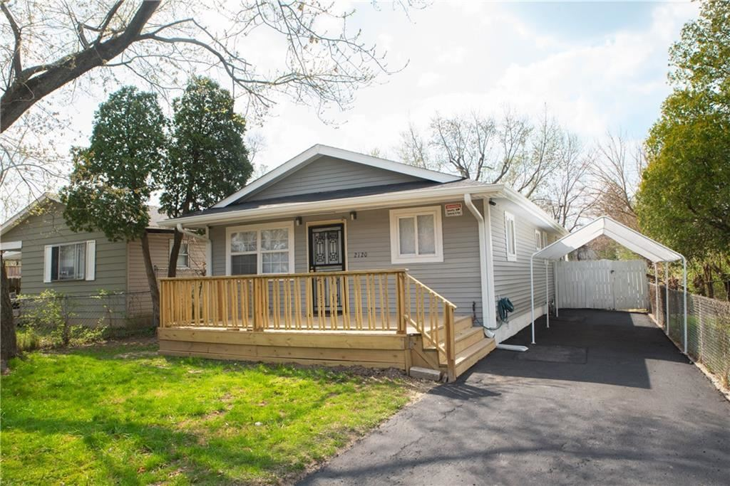 2120 North Spencer Avenue, Indianapolis, IN 46218 - #: 21764396