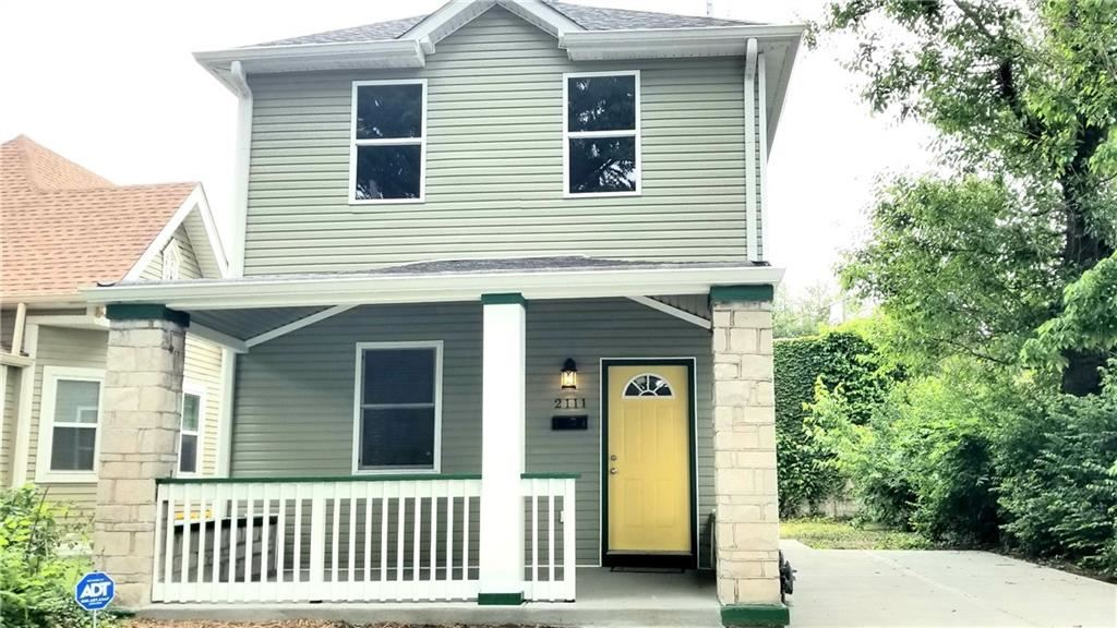2111 BELLEFONTAINE Street, Indianapolis, IN 46202 - MLS#: 21789396