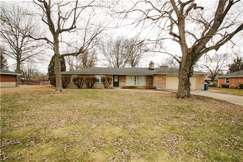Photo of 5301 THORNLEIGH Drive, Indianapolis, IN 46226 (MLS # 21696397)