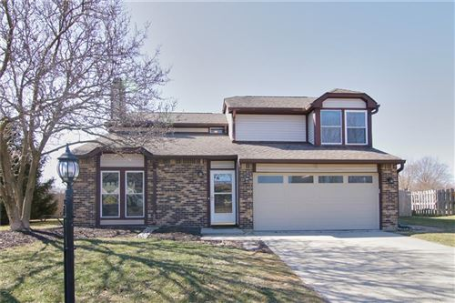 Photo of 11704 Holland Drive, Fishers, IN 46038 (MLS # 21769397)