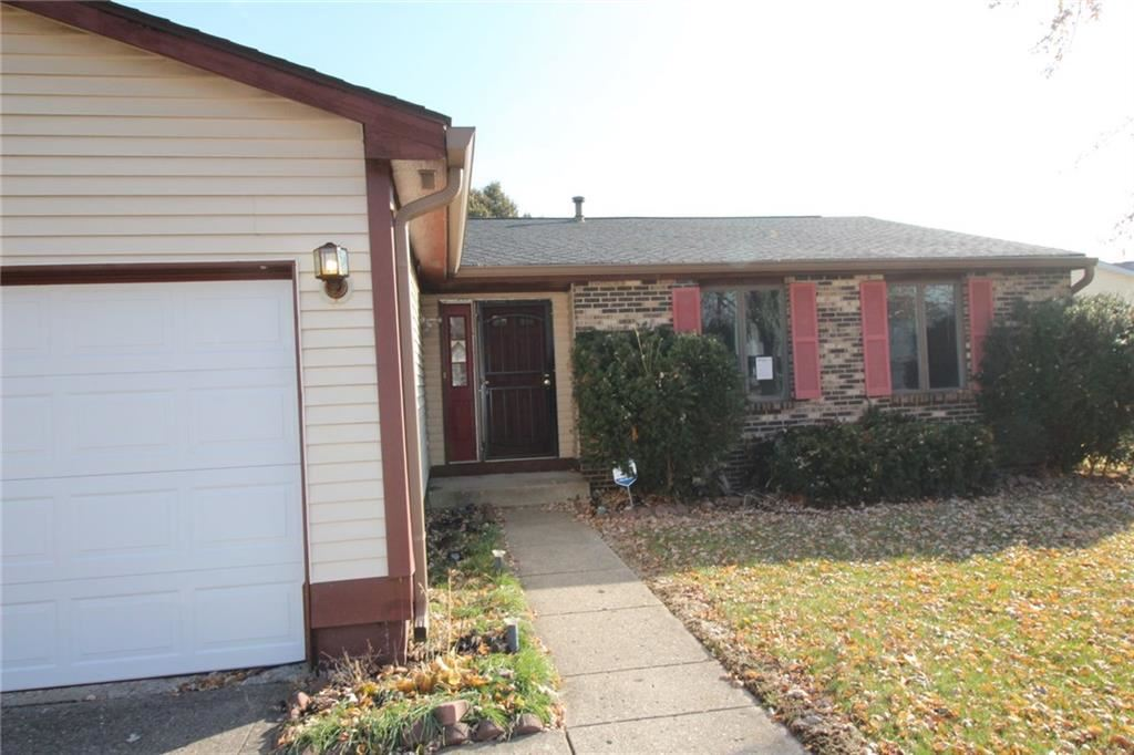 6755 North Middleton Court, Indianapolis, IN 46268 - #: 21684397