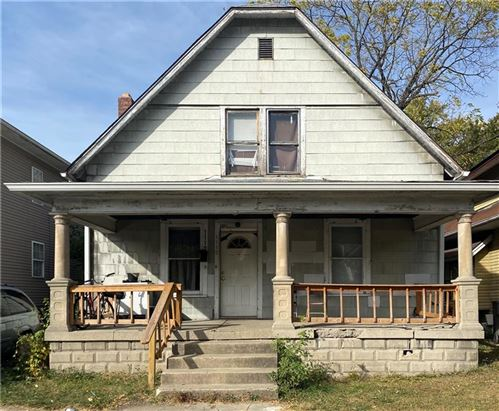 Photo of 1112 North Oakland Avenue, Indianapolis, IN 46201 (MLS # 21748398)