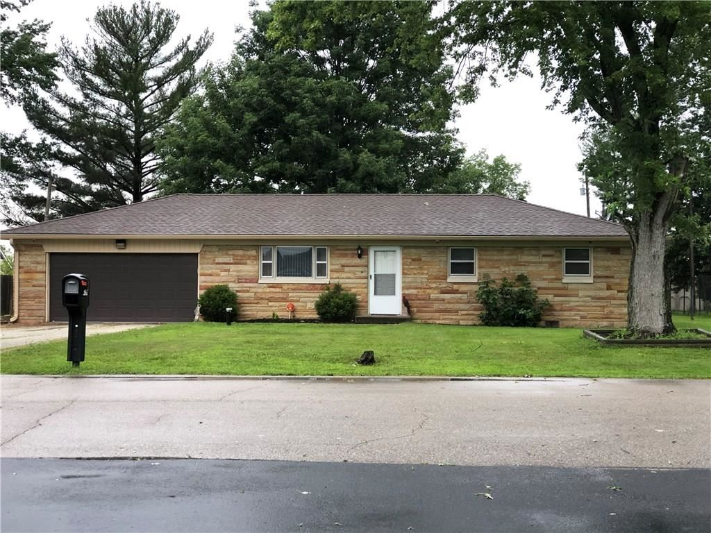 4350 South Brooklawn, New Palestine, IN 46163 - #: 21728398