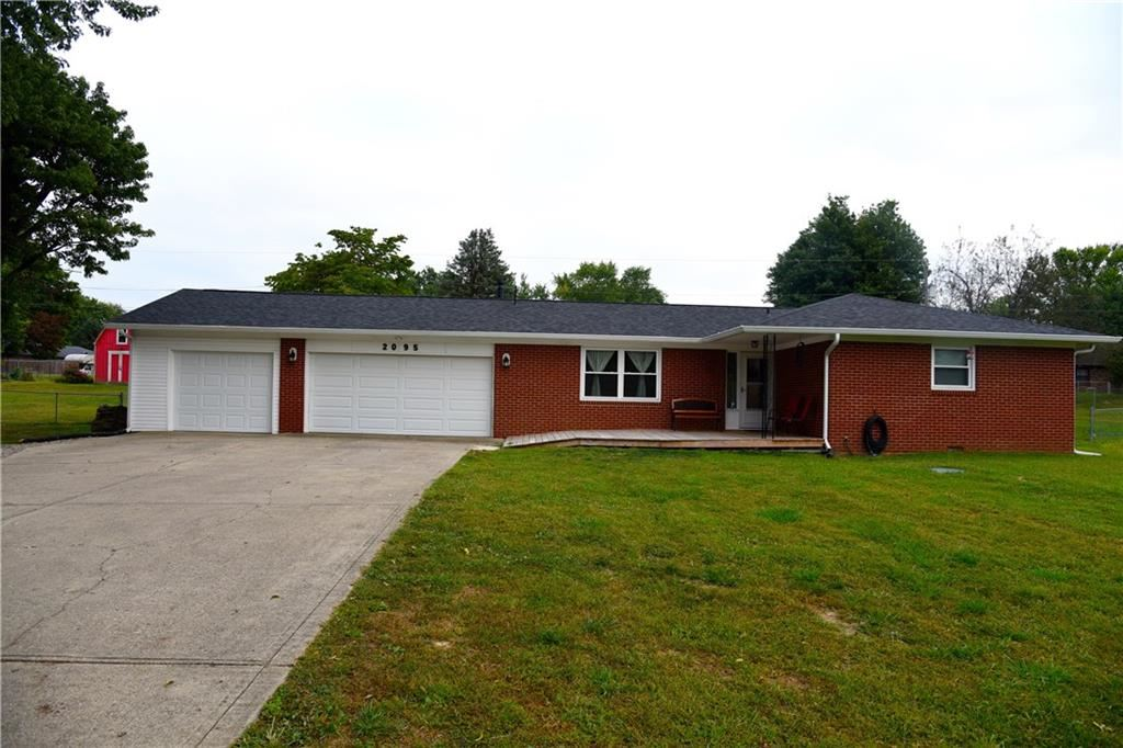 2095 State Road 44 Road, Martinsville, IN 46151 - #: 21738398