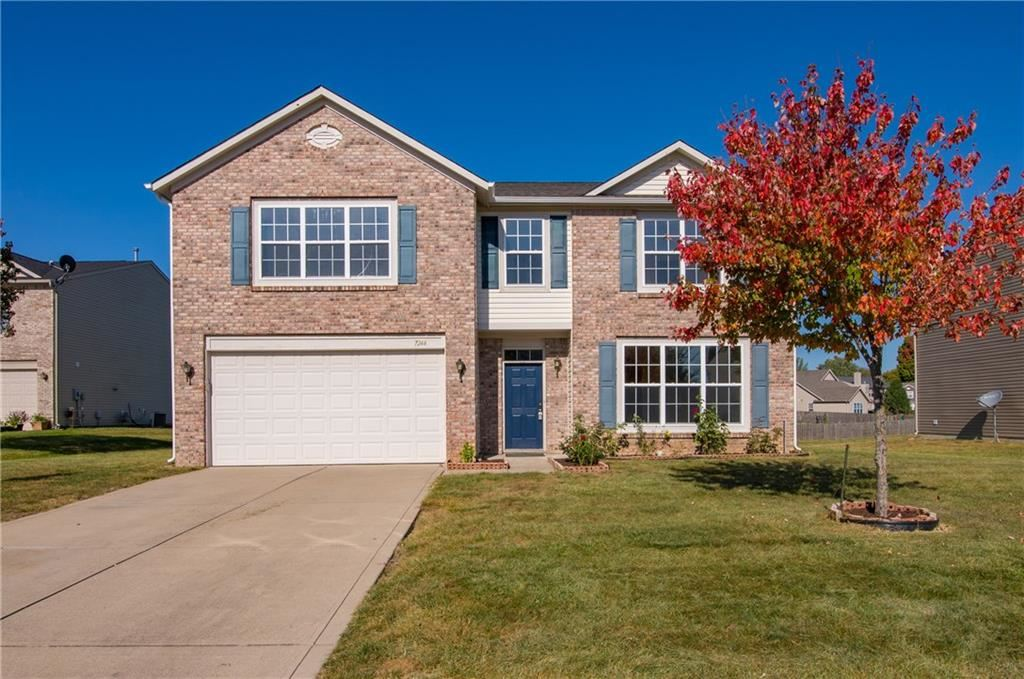 Photo of 7244 Bruin Drive, Indianapolis, IN 46237 (MLS # 21740398)