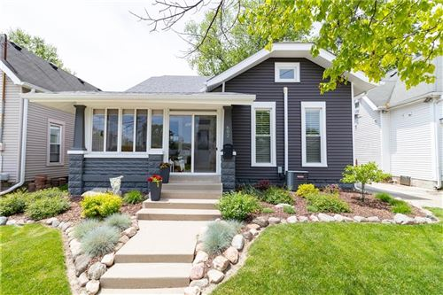 Photo of 602 North State Street, Greenfield, IN 46140 (MLS # 21763399)