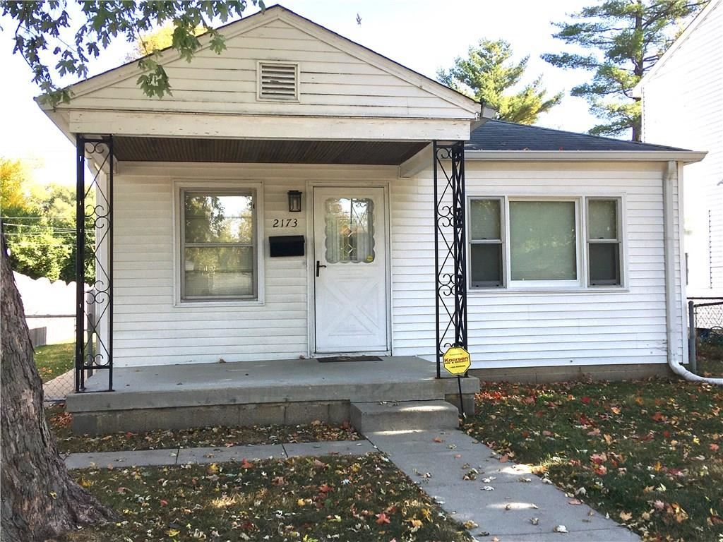 2173 North Dequincy Street, Indianapolis, IN 46218 - #: 21746399