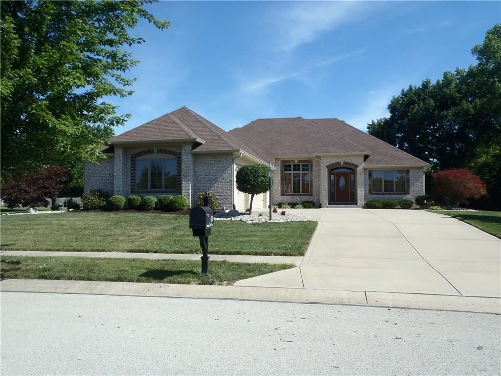920 East Justine Circle, Indianapolis, IN 46234 - #: 21732400
