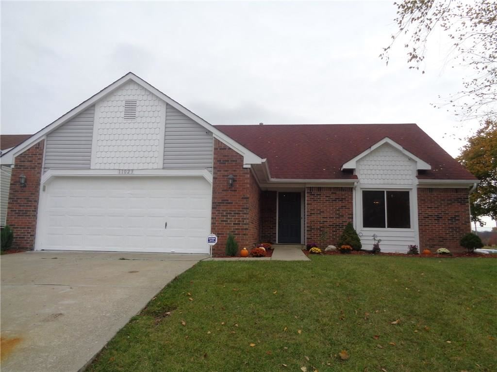 11023 East HUNTERS Boulevard, Indianapolis, IN 46235 - #: 21749400