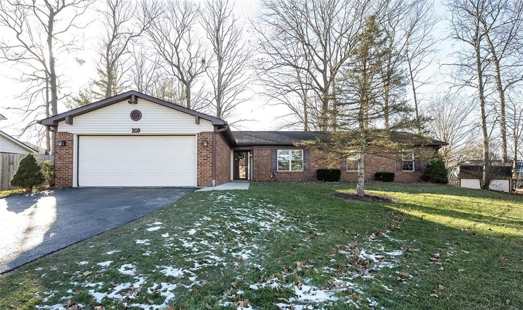 209 Kinser Court, Fishers, IN 46038 - #: 21758400