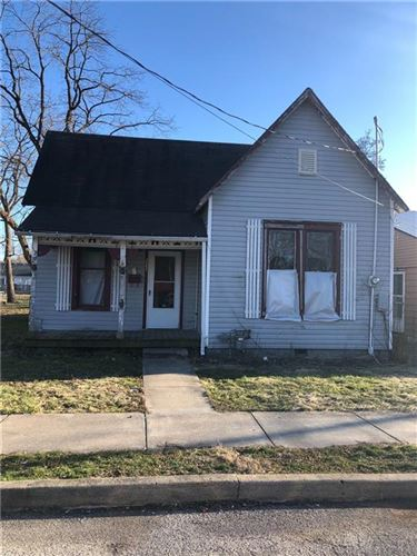 Photo of 227 Grove Street, Greenfield, IN 46140 (MLS # 21730401)