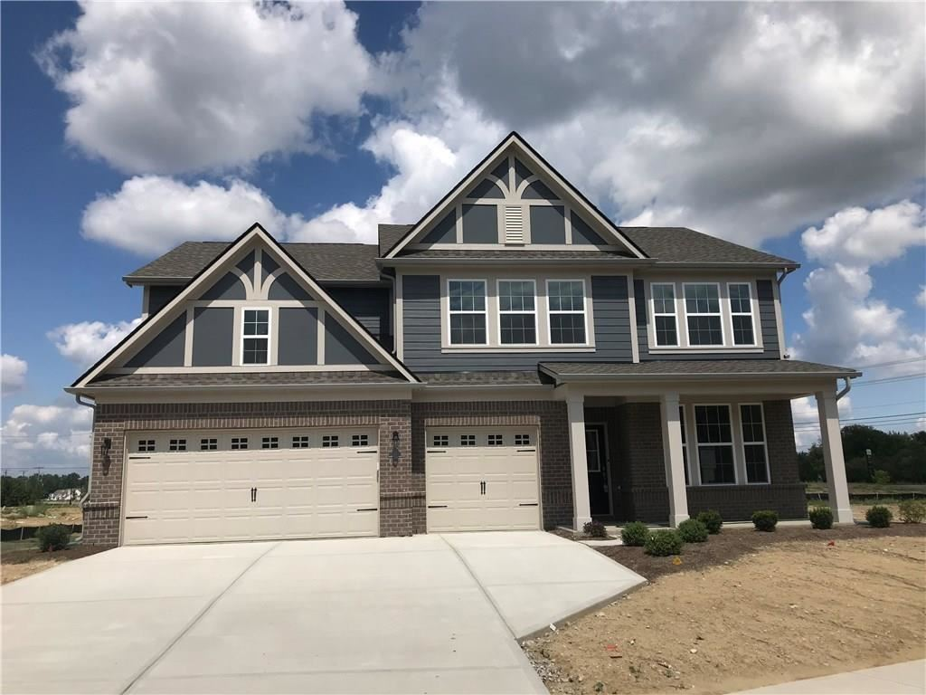 4706 Rocky Hollow Drive, Indianapolis, IN 46239 - #: 21681401