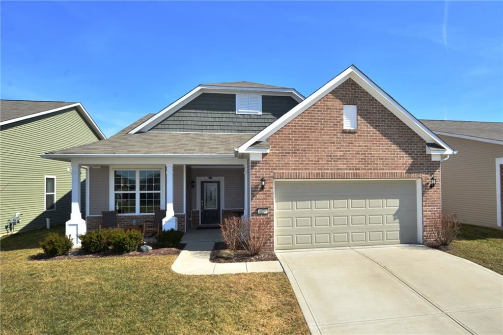4073 Amaryllis Drive, Plainfield, IN 46168 - #: 21764401