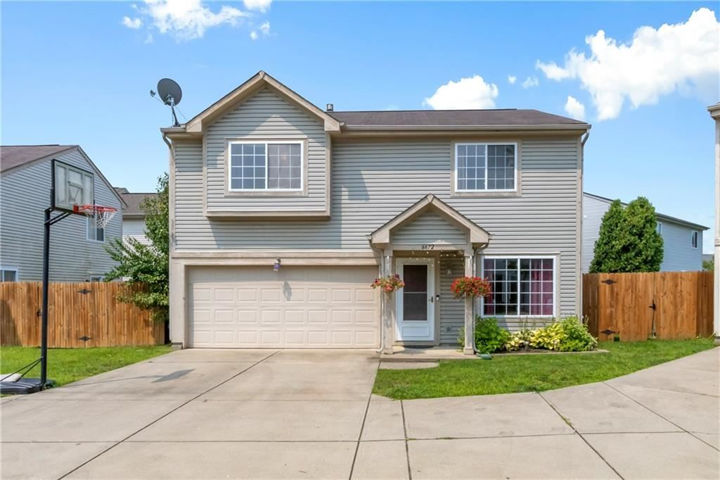 6672 Dunsdin Drive, Plainfield, IN 46168 - MLS#: 21801401