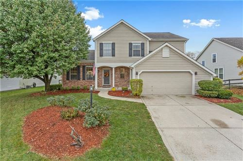 Photo of 7644 Bancaster Drive, Indianapolis, IN 46268 (MLS # 21749402)
